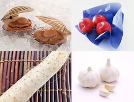 青森の四季の食材